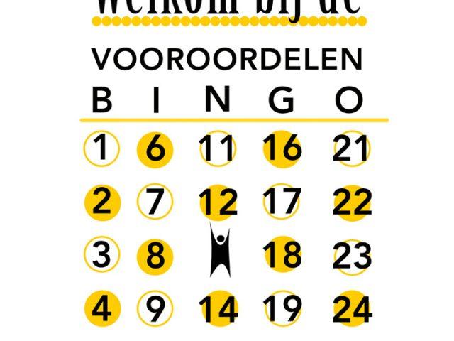 priviligebingo zoals bij de gemeente Utrecht van de Transketeers. Praten over huidskleur, religie, sekse, geaardheid en sociaal economische klasse aan de hand van een bingo.