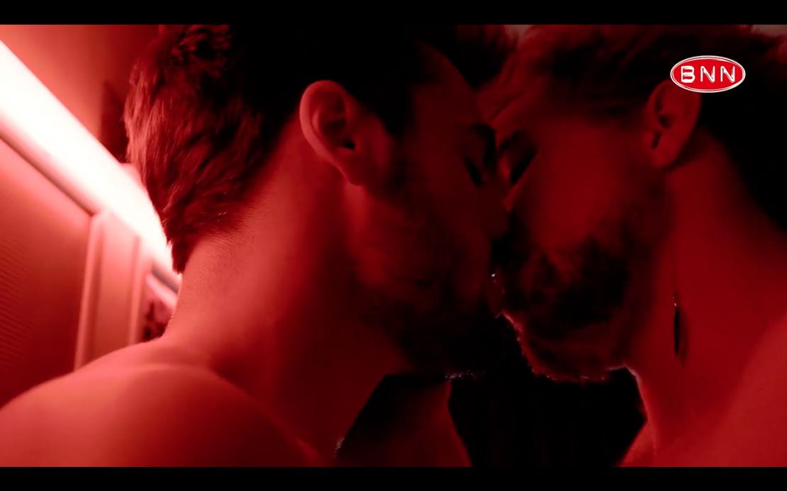 two boys kissing darkroom queer amsterdam bnn miniseries